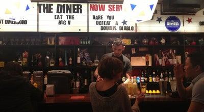 Photo of Diner The Diner at 18 Ganton St, Soho W1F 7BU, United Kingdom