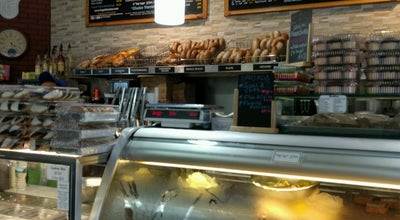 Photo of Bagel Shop Bagels & Co. at 500 E 76th St, New York, NY 10021, United States