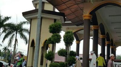 Photo of Mosque masjid jamek sri wangi, parit yaani, BP at Yong Peng, Malaysia