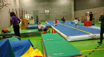 Photo of Basketball Court Sporthal Emmanuel Hiel at Freesiadreef, Schaarbeek 1030, Belgium