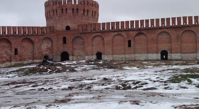 Photo of Historic Site Башня Орёл (Городецкая) / Oryol (Gorogetskaya) Tower at Ул. Тимирязева, Смоленск, Russia