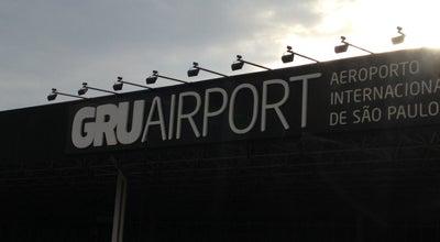 Photo of Airport Aeroporto Internacional de São Paulo / Guarulhos (GRU) at Rod. Hélio Smidt, S/n, Guarulhos 07141-900, Brazil