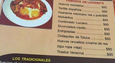 Photo of Mexican Restaurant Al sazón de Luciano at Mexico