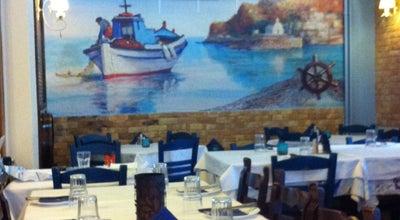 Photo of Fish Taverna Τα Μουρμούρια at Λοχαγού Διαμαντή 7, Ορεστιάδα 682 00, Greece