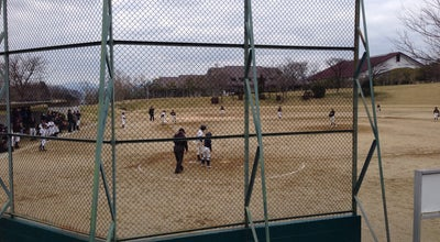 Photo of Baseball Field 京都府立山城総合運動公園野球場 (太陽が丘球場) at 広野町八軒屋谷1, 宇治市, Japan