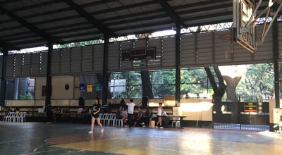 Photo of Basketball Court P. Noval Court UST at Philippines