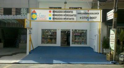 Photo of Toy / Game Store Casa da Educação II at Av. Padre Manoel Da Nóbrega, Santo André 09080-140, Brazil