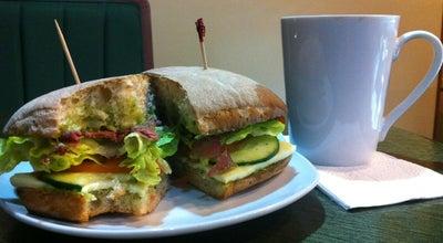 Photo of Coffee Shop Caffe Italia at Plaza Marina, Ensenada, Mexico