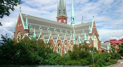 Photo of Church Oscar Fredriks Kyrka at Sweden