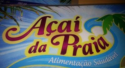 Photo of Acai House Açaí da Praia - Represa at Avenida Lino José De Seixas, São José do Rio Preto, Brazil