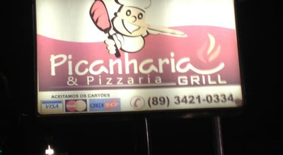 Photo of Steakhouse Picanharia & Pizzaria Grill at R. Mns. Hipólito, 672, Picos 64600-000, Brazil