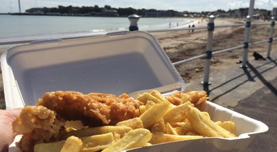 Photo of Fish and Chips Shop King Edwards Fish & Chips at 100 The Esplanade, Weymouth DT4 7AT, United Kingdom