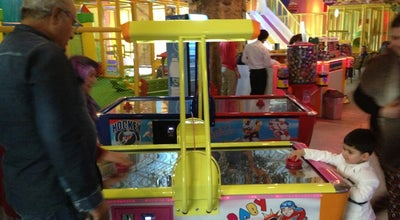 Photo of Arcade Playland at Palm City, Mersin, Turkey