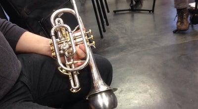 Photo of Music Venue Brassband Leieland at Wevelgem, Belgium