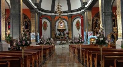 Photo of Church Iglesia San Juanita at Mexico City, Mexico