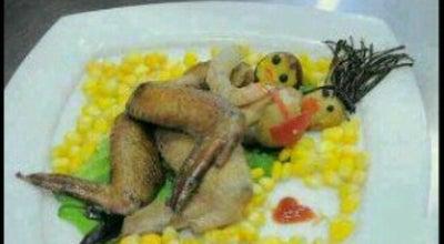 Photo of Asian Restaurant Lesehan Ayam Bakar Bu'Anis Jl.Raya Bajangan no.40 Ranggeh kec.Gondang Wetan Pasuruan at Warung Dowo Ranggeh Kec.gondang Wetan, Pasuruan 67172, Indonesia