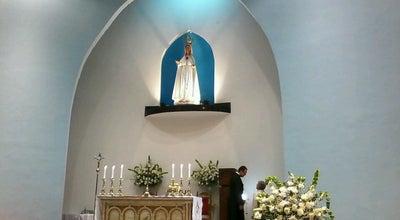 Photo of Church Santuário Nossa Senhora de Fátima at R. Darwin, 651, São Paulo 04741-010, Brazil