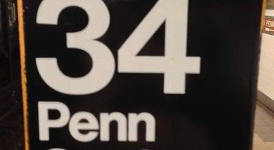 Photo of Subway MTA Subway - 34th St/Penn Station (1/2/3) at 34th St, New York, NY 10009, United States