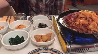 Photo of Korean Restaurant Gin Go Gae at 28 Rue Lamartine, Paris 75009, France