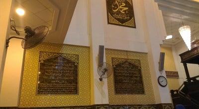 Photo of Mosque Masjid Jamek Tun Hussein Onn at Jalan Cenderawasih, Johor Bahru 80350, Malaysia