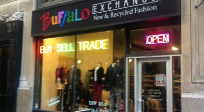 Photo of Thrift / Vintage Store Buffalo Exchange at 114 W 26th St, New York, NY 10001, United States