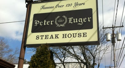 Photo of Steakhouse Peter Luger Steak House at 255 Northern Blvd, Great Neck, NY 11021, United States