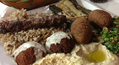 Photo of Middle Eastern Restaurant Pincho Pan at Avenida 3, Caracas 1060, Venezuela