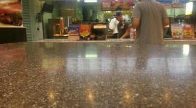 Photo of Fast Food Restaurant Burger King - Al Khoudh at Wilayat A'seeb, Oman