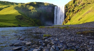 Photo of Outdoors and Recreation Skógafoss at Skógafoss, South, Iceland