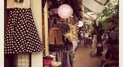 Photo of Flea Market ตลาดนัดจตุจักร (Chatuchak Weekend Market) at Kamphaeng Phet 2 Rd, Chatuchak 10900, Thailand