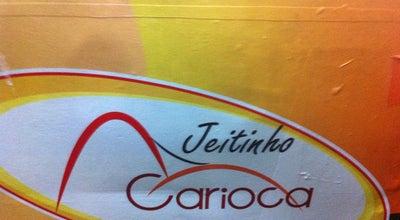 Photo of Burger Joint Jeitinho Carioca at R. Jair De Andrade, Vila Velha 29101-700, Brazil
