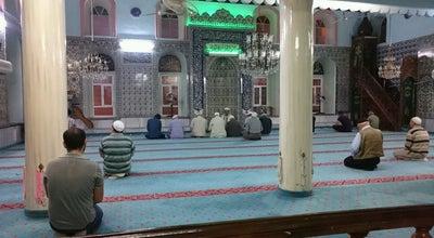 Photo of Mosque Karaosmanoğlu Cami at Turkey