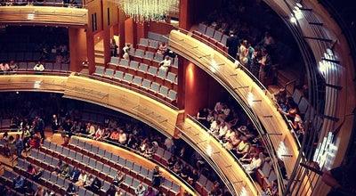 Photo of Opera House Мариинский театр. Вторая сцена / Mariinsky II at Ул. Декабристов, 34, Санкт-Петербург, Russia
