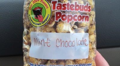 Photo of Dessert Shop Tastebuds Popcorn at 208 N Main St, Belmont, NC 28012, United States