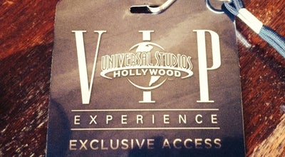 Photo of Theme Park Universal VIP Lounge at Universal City, CA 91608, United States