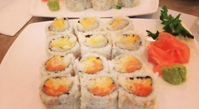 Photo of Sushi Restaurant The Villa at 813 Dundas Street West, Whitby, ON, Canada