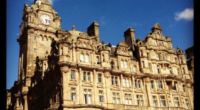 Photo of Hotel The Balmoral Hotel at 1 Princes St, Edinburgh EH2 2EQ, United Kingdom