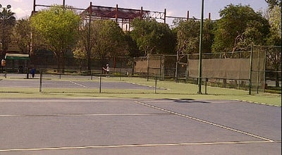 Photo of Tennis Court Centro Tenistico at Mexico