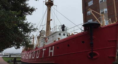 Photo of History Museum Lightship Portsmouth Museum (LV 101/WAL 524) at Water St, Portsmouth, VA 23704, United States