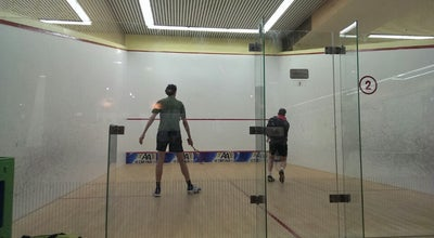 Photo of Tennis Court All Inn Squash at Vlampijpstraat 79, Utrecht 3534 AR, Netherlands