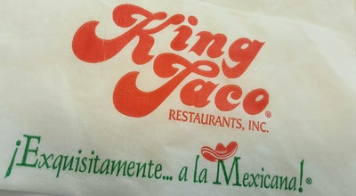 Photo of Mexican Restaurant King Taco at 9800 Sierra Ave, Fontana, CA 92335, United States