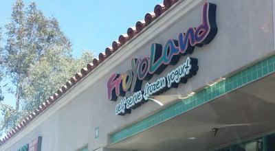 Photo of Ice Cream Shop Froyoland at 25030 Hancock Ave, Murrieta, CA 92562, United States