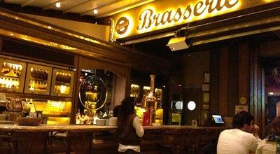 Photo of Bar Brasserie Bomonti at İskele Meydanı Sok. No:22 Ortaköy, İstanbul 34347, Turkey