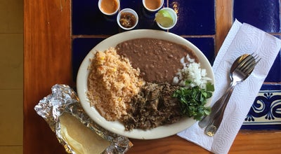 Photo of Mexican Restaurant El Meson at 5808 Burleson Rd, Austin, TX 78744, United States