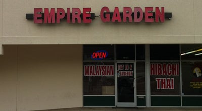 Photo of Asian Restaurant Empire Garden at 1617 E Lamar Alexander Pkwy, Maryville, TN 37804, United States