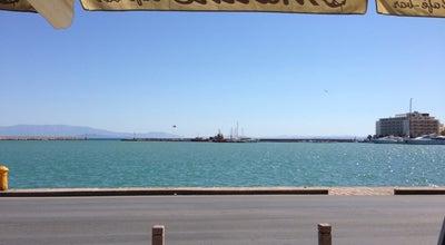 Photo of Cafe Marine at Αιγαίου 72, Χίος 821 00, Greece