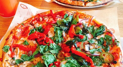 Photo of Pizza Place Blaze Pizza at 213 Broadway Mall, Hicksville, NY 11801, United States