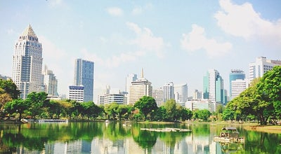 Photo of Park สวนลุมพินี (Lumphini Park) at Rama Iv Rd, Pathum Wan 10330, Thailand