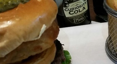Photo of Burger Joint Angus & Ale at 55 Schoolhill, Aberdeen AB10 1JT, United Kingdom