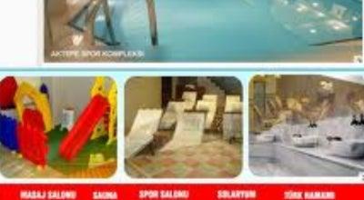 Photo of Pool Aktepe Sauna at Turkey